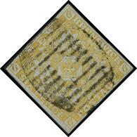 NOUVEAU BRUNSWICK 2 : 6p. Jaune, Obl., TB - Used Stamps