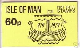 ISLE OF MAN MH A 6 POSTFRISCH(MINT) WIKINGER SCHIFF 1979 - Isla De Man