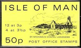 ISLE OF MAN MH VP 5 POSTFRISCH(MINT) ST. MICHAEL'S CHAPEL LANGNESS - Isla De Man