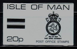 ISLE OF MAN MH VP 6 POSTFRISCH(MINT) POSTWAPPEN - Isla De Man