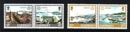 GUERNSEY MI-NR. 265-268 POSTFRISCH(MINT) EUROPA 1983 - GROSSE WERKE - Guernsey
