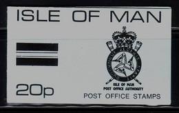 ISLE OF MAN MH VP 8 POSTFRISCH(MINT) POSTWAPPEN - Isla De Man
