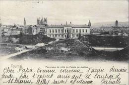 TOURNAI - Panorama Du Côté Du Palais De Justice - Nels, Série 48, N° 55 - Oblitération De 1903 - Tournai