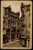 CPA LOIRE ROANNE N°5026 LA POSTE ENTREE DE LA RUE DU LYCEE 1932 EDIT IDEAL VICHY - Roanne