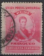Peru 1896. Mi.Nr. 108, Used O - Peru