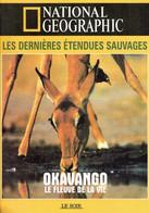 Lion, Élephant, Tantale, Botswana, Lis, Grenouille-taureau, Okavango : Le Fleuve De La Vie (16 P.) - Animals