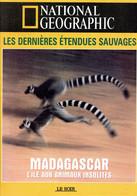 Caméléon Aepyornis Sifaka Couronne Lémur Catta Galidie Gecko Tenrec Aye-aye : Madagascar, L'Île Aux Animaux Insolites - Animals