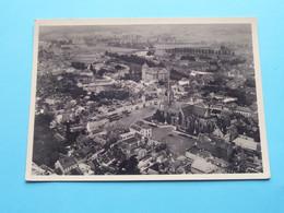 Panorama Luchtopname & Kerk St. Pieter / Turnhout ( 3 Kaarten / L & A Waterschoot ) Anno 19?? ( Zie / Voir Photo ) ! - Turnhout