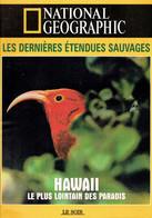Escargot Sterne Fuligineuse Épée D'argent  Kamakou Tortue Verte Fou Masqué Drépanididé : Hawaii Le Plus Lointain Paradis - Animals