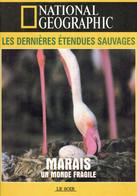 Spatule Blanche Flamant Rose Étourneau Lynx Européen Cygne Fou De Bass Rock : Marais Un Monde Fragile - Animals