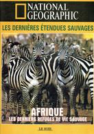 Scarabée Guépard Lémur Caméléon Panthère Gorille  Zèbre Vipère Cornue : Afrique Derniers Refuges De Vie Sauvage - Animals