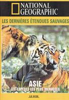 Pangolin Mante Religieuse Tigre Eléphant Orang Outang Gavial Cerf Chital Langur : Asie Les Espèces Les Plus Menacées - Animals