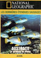Crabe Araignée Grogneur Austral Néon Lamington Mont Cradle Diable Nambung Moloch Sarigue : Australie La Mémoire Du Monde - Animals