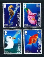 Gibraltar Nº 963/6 Nuevo Cat.9€ - Gibraltar