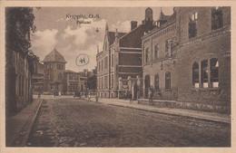 KRAPPITZ, O.-S. Postamt - Schlesien