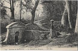 LE BOUCAU -- La Fontaine De Matignon - Boucau