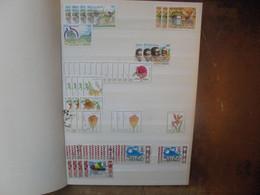 RWANDA 1982 à 2013 NEUFS Et OBLITERES BEL ALBUM DONT MULTIPLES (RH.48) 1 KILO 100 - Collezioni