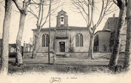 30. GARD // AIMARGUES  LE TEMPLE .. TRES ANIMEE - Andere Gemeenten