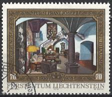 Liechtenstein 1978. Mi.Nr. 708, Used O - Oblitérés