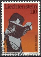 Liechtenstein 1979. Mi.Nr. 727, Used O - Oblitérés