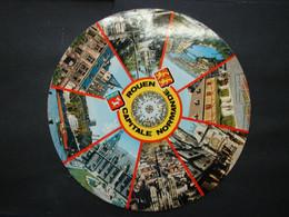 CP. 3631. Carte Postale Ronde De Rouen, Multi-vues - Rouen