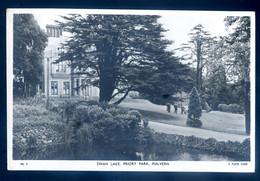 Cpa Angleterre Worcestershire , Swan Lake , Priory Park , Malvern    NOV20-35 - Worcestershire