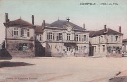55, Lérouville, L'Hôtel De Ville - Lerouville