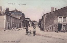 55, Lérouville, Rue Nationale - Lerouville
