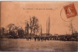 JUVISY-UN JOUR DE MARCHE - Juvisy-sur-Orge