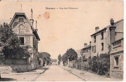 SCEAUX-RUE DES CHENEAUX - Sceaux