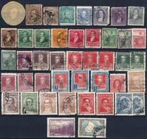 ARGENTINE - TIMBRES OBLITÉRÉS ANNÉES ENTRE 1867/1935 - Collections, Lots & Séries