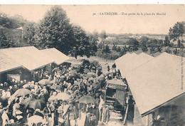 Cpa 79  La Crèche Partie Place Du Marché - Sonstige Gemeinden