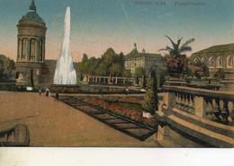 MANNHEIM....CPA....1921 - Mannheim