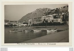 AK  Nafplio Palamidi Nauplia - Grecia