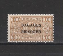 COB 15 ** Neuf Sans Charnière MNH Cote 110€ - Bagagli