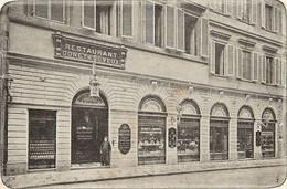 Cp Précurseur -  ITALIE - FLORENCE -  Restaurant  Doney & Neveux (2 Scan)  14 - Otros