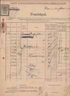 257754 / Austria D.D.S.G 1926 - 2 Gr.  Wien Revenue DDSG Erste Donau-Dampfschiffahrts-Gesellschaft  Rousse Bulgaria - Australia