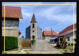 25  BUGNY -  L'église - Otros Municipios