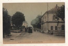 La MOTTE SERVOLEX  Arrivée Du Tramway - La Motte Servolex