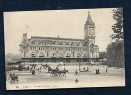 Paris - La Gare De Lyon - Pariser Métro, Bahnhöfe