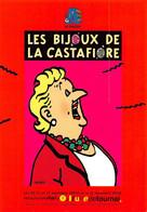 Tintin - Les Bijoux De La Castafiore - Spectacle à La Maison De La Culture De Tournai - Comics