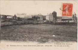 AUBRAC           Cure D'air Et De Petit Lait  Vue De La Route De St Chély - Sonstige Gemeinden
