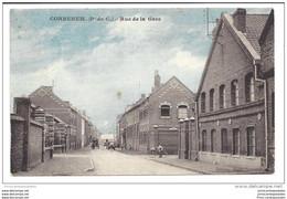 CPA 62 Corbehem Rue De La Gare - Autres Communes