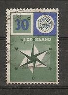 NVPH Netherlands Nederland Niederlande Pays Bas Holanda 701 Used Europa Zegel, Stamp, Timbre, Sellos D'Europa 1957 - 1957