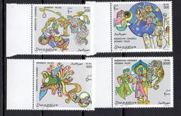 SOMALIA, 1997 - SERIE, SET - FAVOLE ARABE - ARABIAN TALES - BDF, MNH** - Somalia (1960-...)