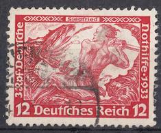 DEUTSCHES REICH - 1933 - Yvert 475 Usato, Di Seconda Scelta. - Usati