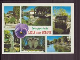 UNE PENSEE DE L ISLE SUR LA SORGUE 84 - L'Isle Sur Sorgue
