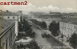 LOT DE 8 CARTE PHOTO : VARSOVIE WARSZAWA POLOGNE POLAND B. PASZKOWSKI - Poland