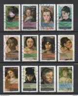 FRANCE 2012 Oblitéré : Portraits De Femmes Dans La Peinture - Gebraucht