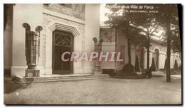 CPA Exposition Des Arts Decoratifs Pavillon De La Ville De Paris - Mostre
